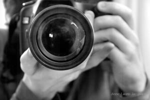 un photographe seul