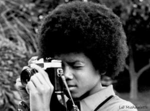 un photographe dans les années 60